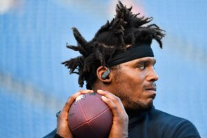 Initial thoughts on Cam Newton signing with the...