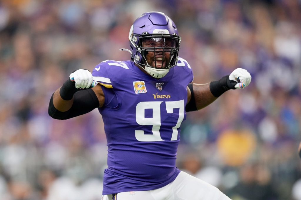 The case for adding pass rusher Everson Griffen