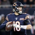 Mitchell Trubisky appears to be the starter for...