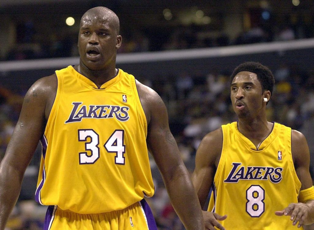 Shaq used Kobe Bryant to inspire the New Orleans...