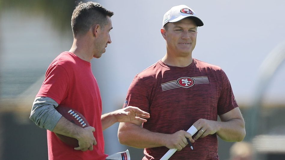 John Lynch thinks 49ers can be even better