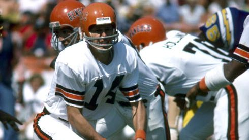 Ken Anderson has accepted not getting in to the...