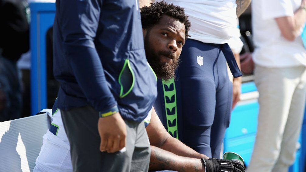 Michael Bennett: NFL is insincere if owners still...