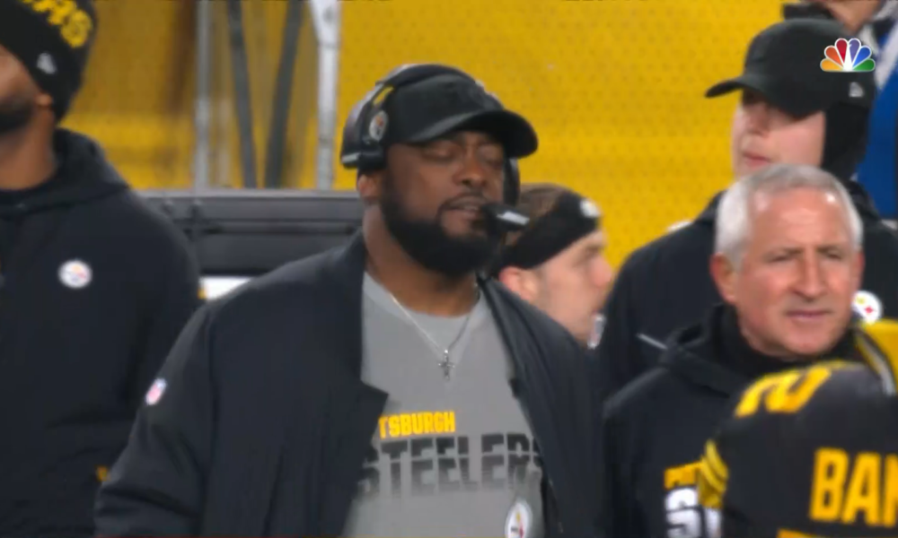 Mike Tomlin 7th Overall In CBS Sports Top 10 Head...