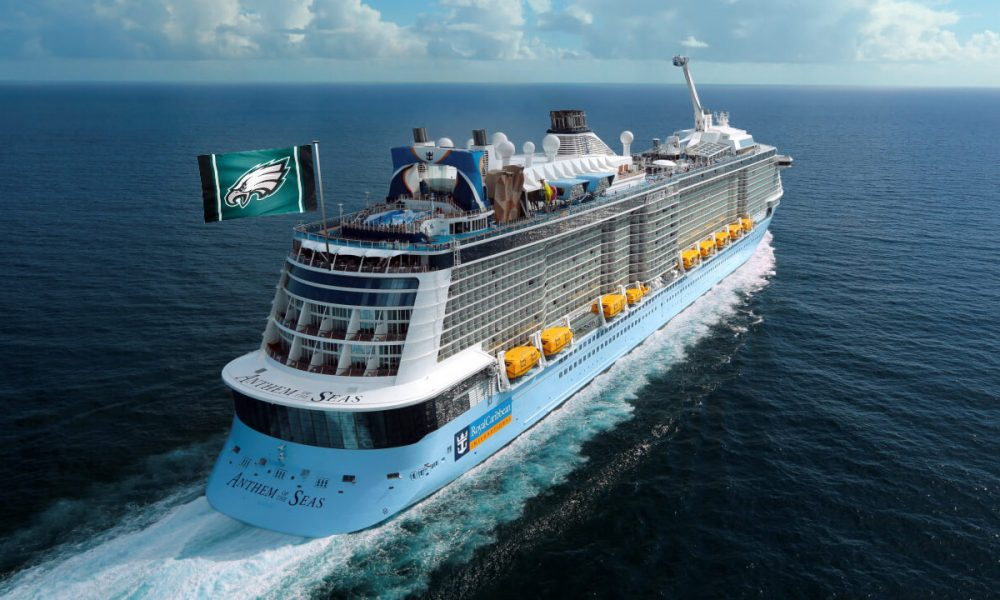 Eagles Fans, Who's Ready To Cruise To The Bahamas...