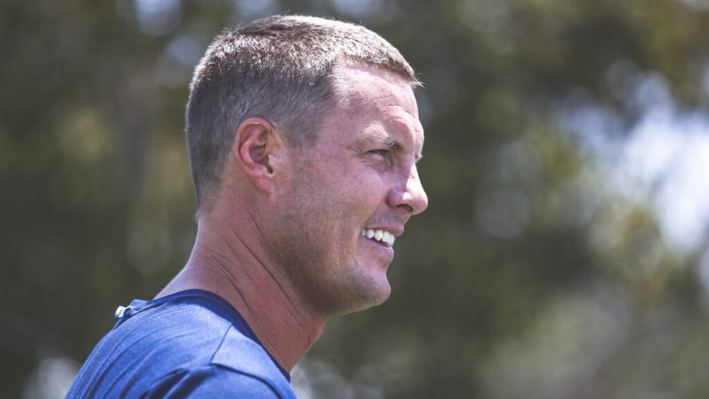Philip Rivers and the Colts have expressed...