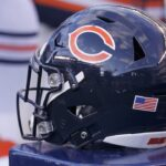 Chicago Bears held two virtual 'rookie rallies'...
