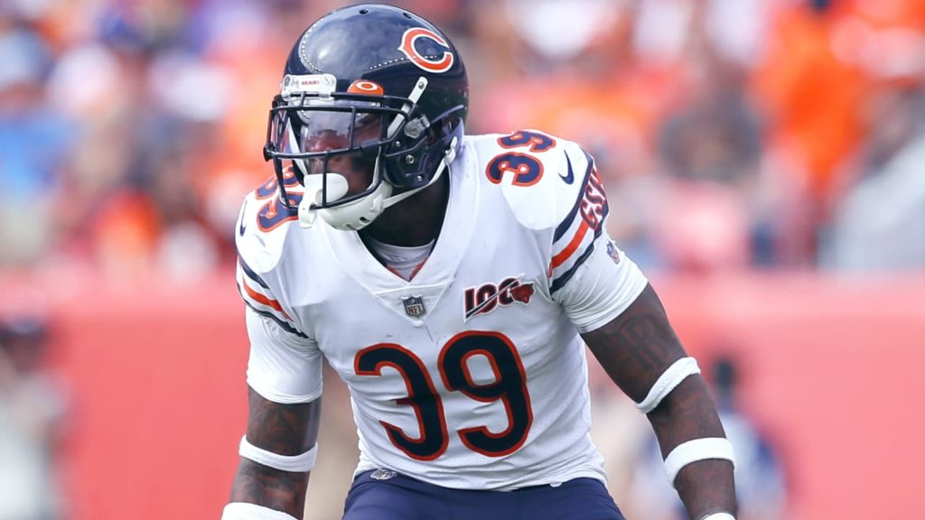Chicago Bears S Eddie Jackson ranked NFL's...