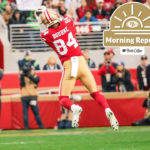 Kendrick Bourne Sets 2020 Goals, 49ers Players...