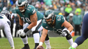 Philadelphia Eagles have 2 players land on...