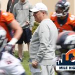 Vic Fangio expects Broncos won't take the field...