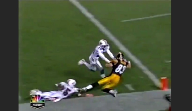 Steelers Big Plays From Last 50 Years: 2006 -...