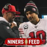 Kyle Shanahan Discusses Jimmy Garoppolo, Rookie...