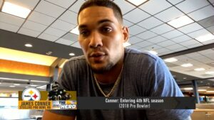 James Conner Reveals His Envisioned Role For 2020...