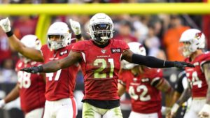 Contract Or Not, Patrick Peterson Preparing For...
