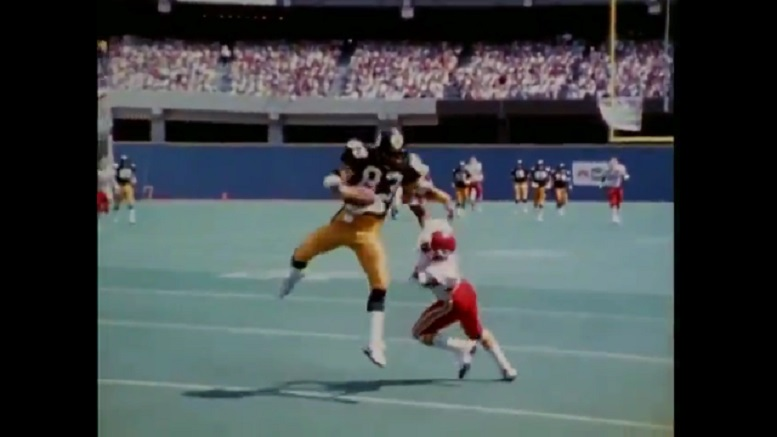 Steelers Big Plays From Last 50 Years: 1984 -...