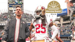 Morning Report: Kyle Shanahan Speaks Candidly...