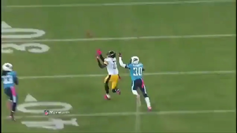 Steelers Big Plays From Last 50 Years: 2012 -...