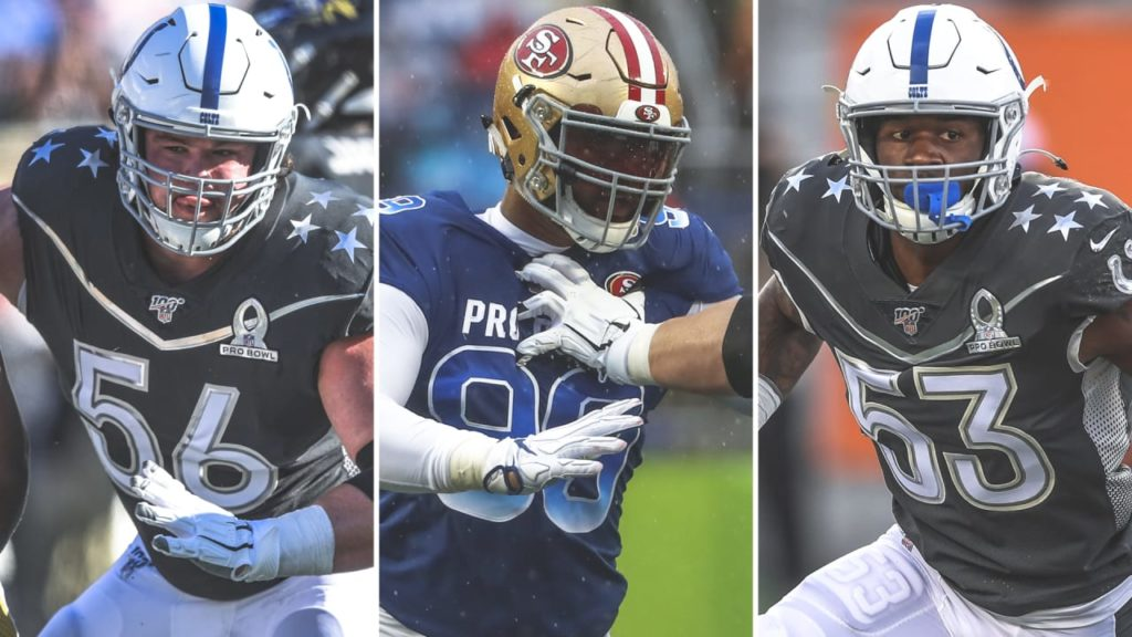 Which three Colts standouts made CBS Sports Pete...