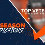 Predicting the Broncos' top veteran offseason...