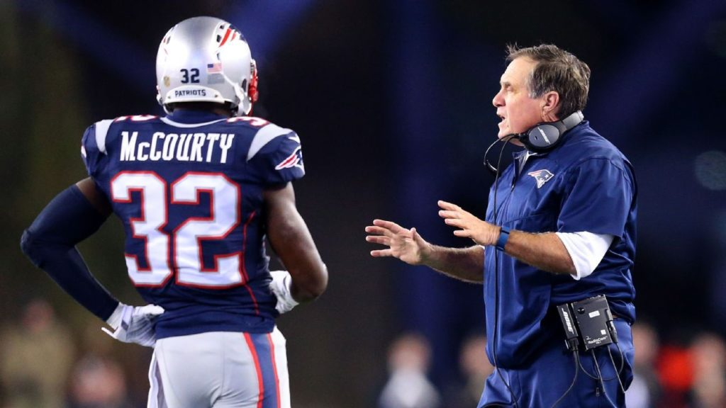 Inspired by Devin McCourty, Patriots' Bill...