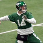 Sam Darnold organizing Florida workouts for Jets...