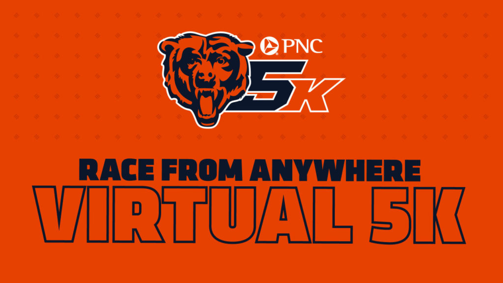 2020 PNC Chicago Bears 5K, Kids Dish to be held...
