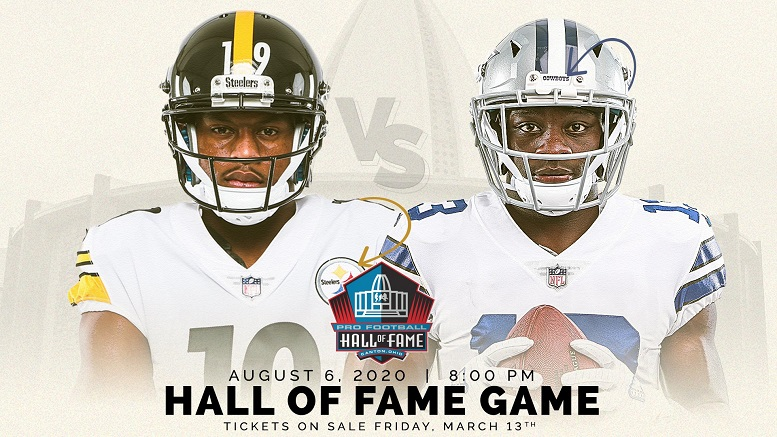 Report: Hall of Fame Game Still Scheduled For...