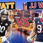 Watch: Breakdown, Comparison Of T.J. Watt To J.J....