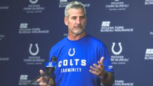 Frank Reich talks racial injustices, remaining...