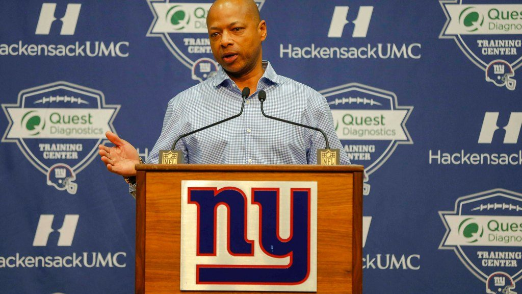 Jerry Reese will be a presenter at Quarterback...