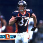 A look back through Ed McCaffrey's Broncos career
