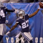 How does the Dallas Cowboys secondary rank in the...