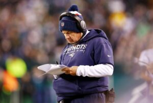 NFL exec's comment on Bill Belichick dealing with...