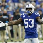 Darius Leonard is poised for a great year behind...