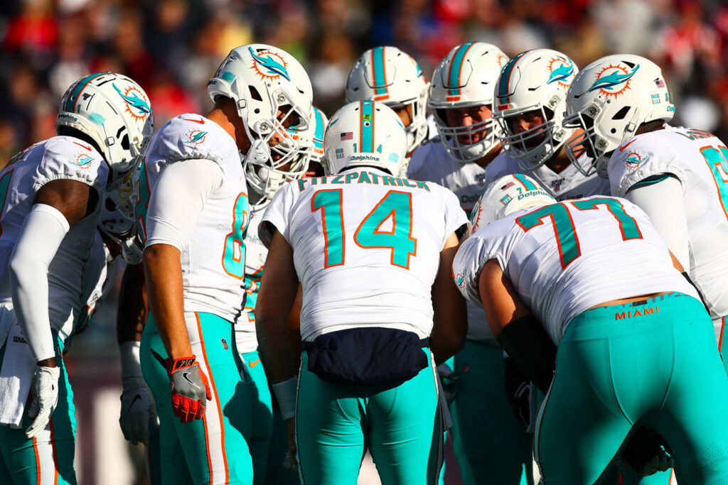 3 players who won't be on the Miami Dolphins...