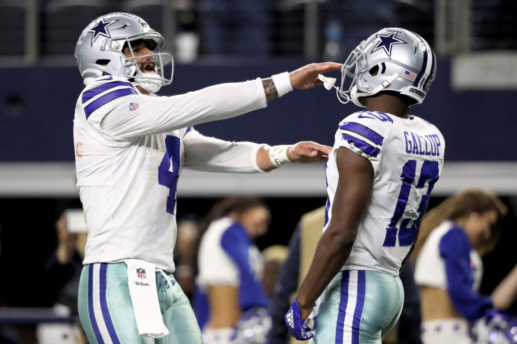 Do the Dallas Cowboys have the best offense in the...
