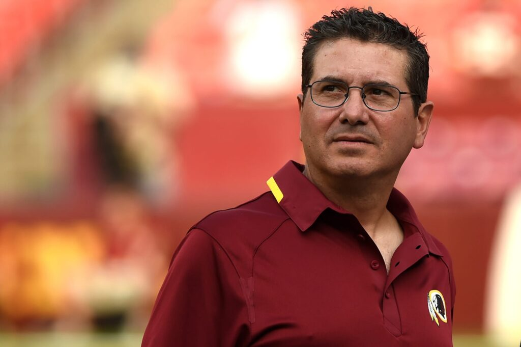 Dan Snyder releases strongly worded, thoroughly...