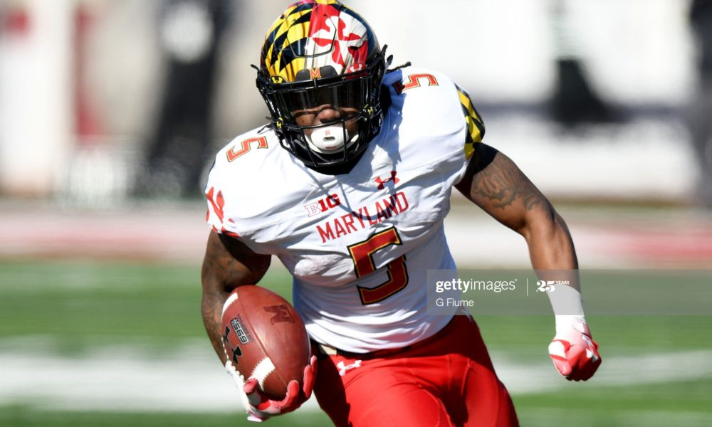 Steelers Sign 2020 Draft Pick, RB Anthony...
