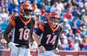 A.J. Green can't wait to work with Joe Burrow