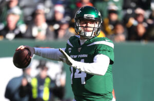 Sam Darnold hasn't earned his next deal yet