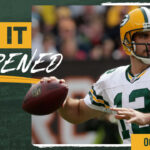 Aaron Rodgers' top passer rating, before he maxed...
