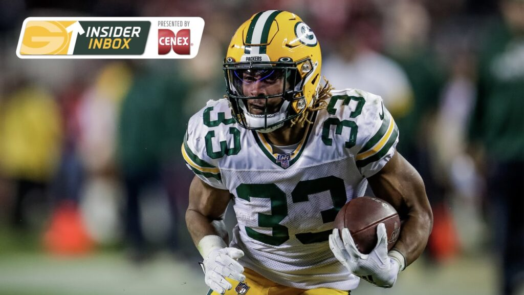 Packers fans know Aaron Jones' true value