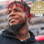Kwon Alexander Hikes with Former NFC West Rival,...