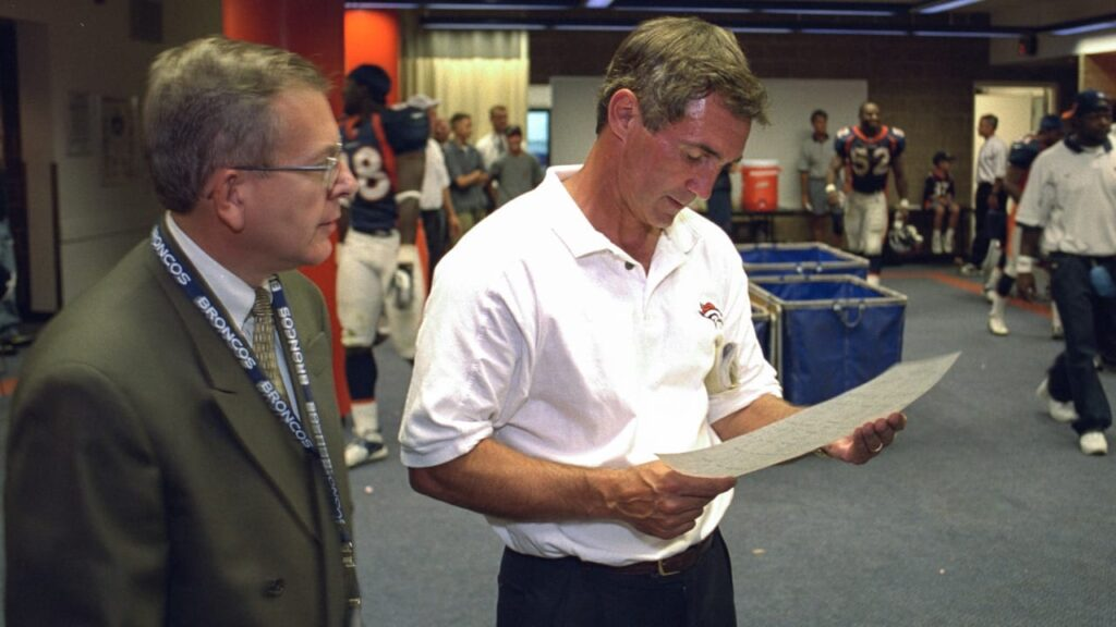 My memories of years working with Mike Shanahan