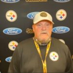 Randy Fichtner Talks Rookie Season Expectations...