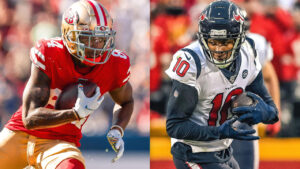CBS Sports Ranks NFC West Receivers Top 2 in the...