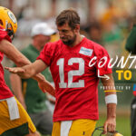 Behind Aaron Rodgers, top backup competition...
