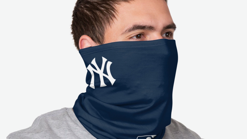 New York Yankees Gameday face masks are the...