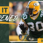 Ahman Green's single-game rushing record